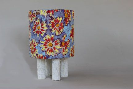 THE GARDEN, a Whimsical, Contemporary, Uniquely Creative Small or Sharing Cremation Art Urn for Human or Pet Ashes