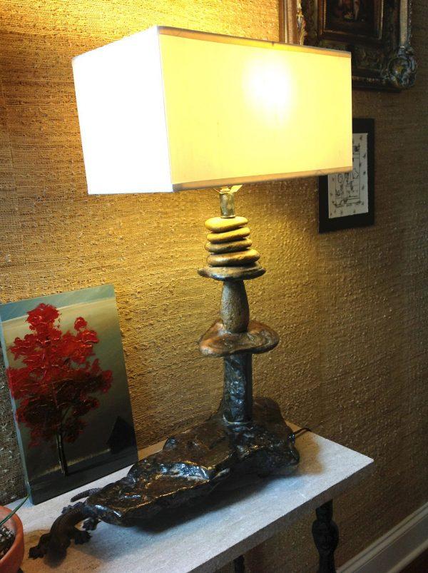 sculpture series zen lamp resize