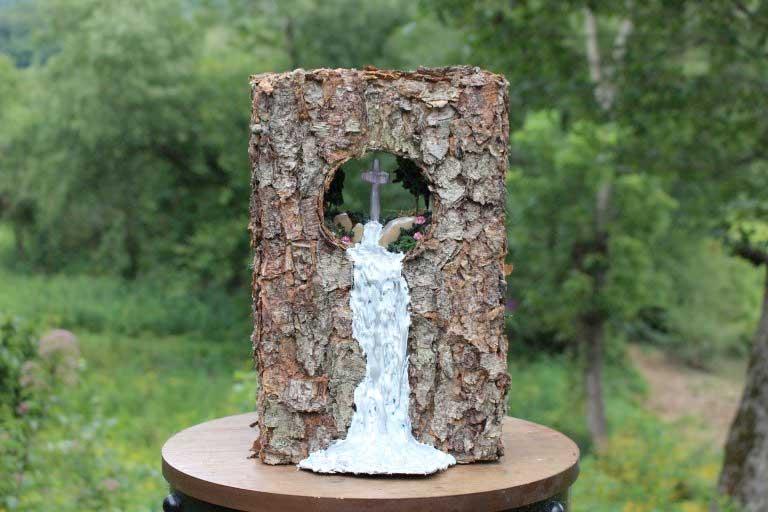 custom cremation urn
