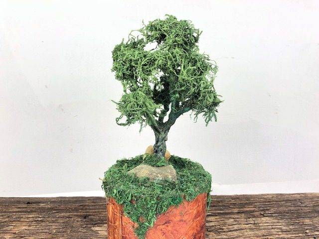 SHELTERING LIMBS, a Unique, One of a Kind, Small or Sharing Cremation Art Urn for Human or Pet Ashes