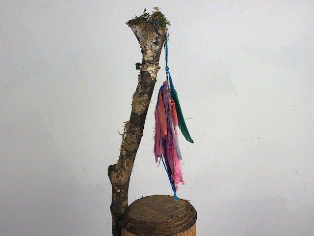 DANCING BIRD, a Unique, One of a Kind, Small or Sharing Cremation Art Urn for Human or Pet Ashes