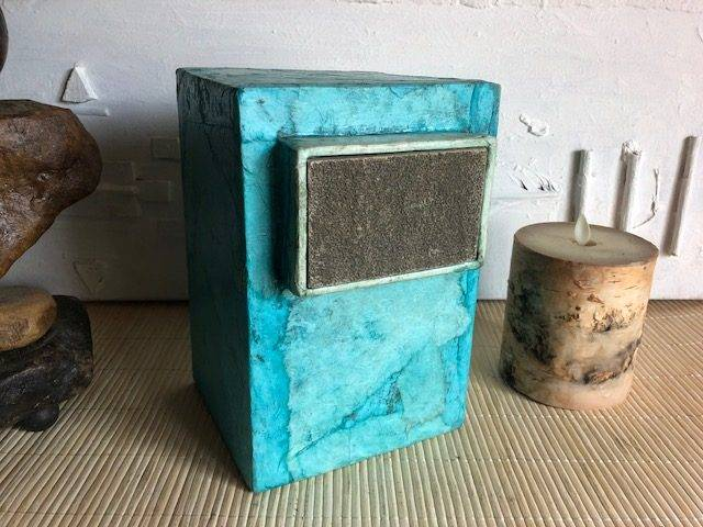 PASSAGE-2, a Unique, One of a Kind Cremation Urn for Human or Pet Ashes
