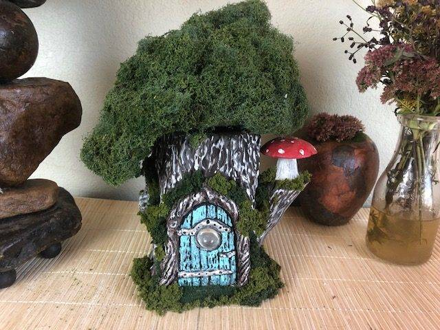 ENCHANTED, a One-of-a-Kind, Whimsical, Mid-Size or Sharing Cremation Art Urn for Human or Pet Ashes