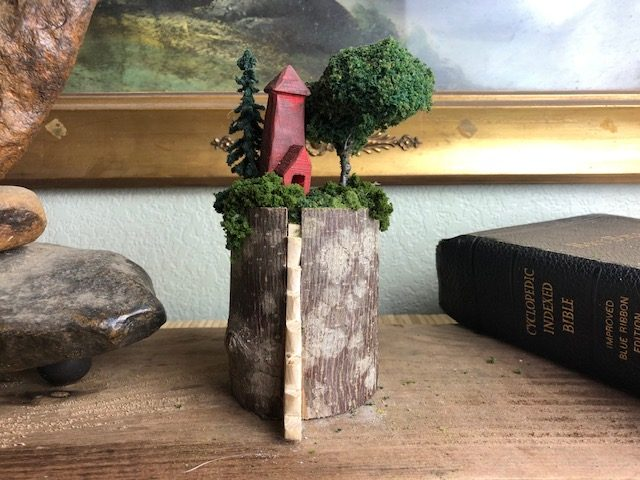 FOREST REST SERIES, a Collection of Unique, Keepsake or Sharing Urns for Human or Pet Ashes